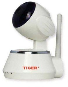 كاميرا متحركة صغيرة IP - ماركة تايجر - الشبكة الاسلكية - عدسه 1.3 ميجا