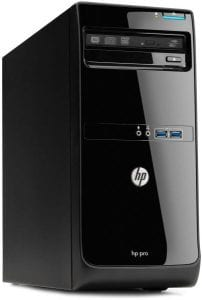HP Pro 3500 MT Desktop PC - Intel Core i3-3220 جهاز مكتبي اتش بي 3500