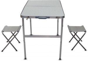 طاولة قابلة للطي كثيرة الاستعمالات من الالمنيوم FS-3696