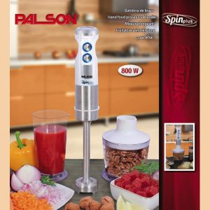 Palson 800W Spin Plus Hand Food Processor (Model PL30823)