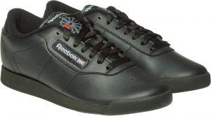 ريبوك حذاء التدريب اسود - للنساء