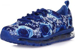 حذاء سنيكرز فاشن سنيكرز للنساء من شو إكسبرت - أزرق