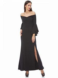 فستان مناسبة خاصة من كويز قصة مستقيمة للنساء