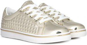 كيوبيد احذية كاجوال للنساء - 8 US ، ذهبي