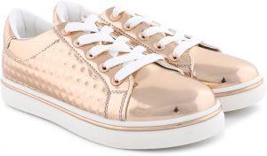 كويبد حذاء فاشن سنيكرز، للنساء ، مقاس 7 US ، اللون زهري