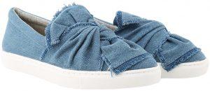 جوسي كاوتشر احذية سهلة الارتداء ازرق -نساء