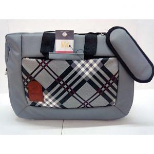 """Ledo Bag شنطة لاب توب 15.6"""" Ledo Bag - GRY - 01"""