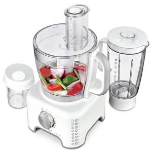 Kenwood FP730 Food Processor - 900 Watt - White