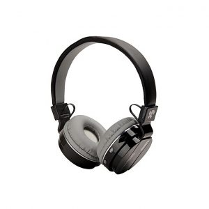 Media Tech MT-11 Bluetooth Headphones - Black