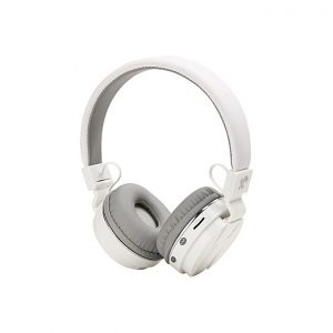 Media Tech MT-11 Bluetooth Headphones - White