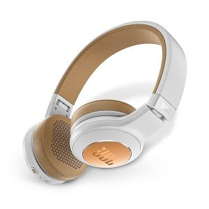 JBL JBL Duet Bluetooth Wireless On-Ear Headphones - Gold