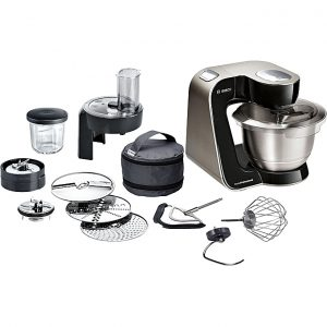 Bosch MUM57B22 Food Processor - 900 w - Black