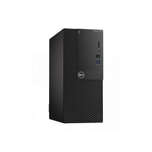 Dell Optiplex 3050 Ci3 -7100 7th Gen 3.9Ghz-3MB, 4GB RAM - 500GB HDD - Black