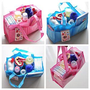 افضل أنواع الحفاضات التي يمكن اصطحابها في حقيبة الطفل أثناء الخروج أو السفر