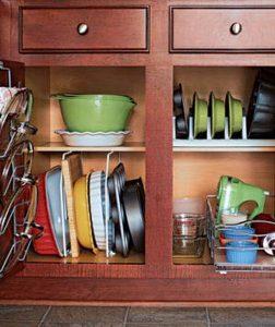 أفكار للتقليل من مجهودك فى تنظيف المطبخ