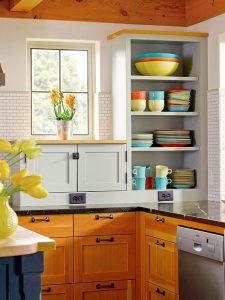 مستلزمات تنظيم المطبخ البسيط 2018