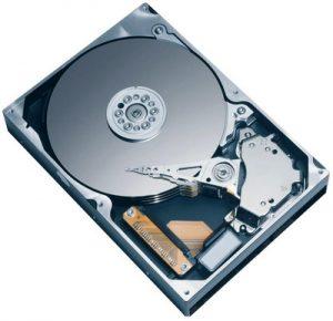 القرص الصلب HDD