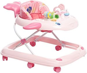 Baby Walker, Pink - DXBWALKER1017