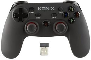 Konix Drakkar Wireless Pro Gaming Warblade Controller - Black