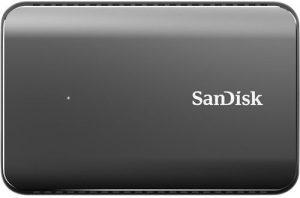 سانديسك اكستريم 900 قرص صلب اس اس دي سعة 960 ميجا محمول - SDSSDEX2-960G-G25