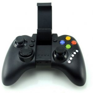 Wireless Bluetooth Game Gaming Controller Joystick Gamepad for Android / iOS MTK cell phone Tablet