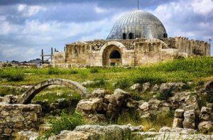 افضل اماكن الخروجات في عمان القصر الاموي
