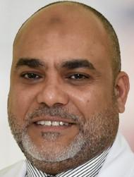 اطباء جراحة العظام بالمدينة المنورة دكتور محمد ابو بكر راوى