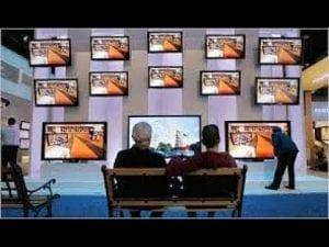 كيف تختار حجم التلفاز المناسب؟
