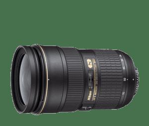 اسعار و مميزات عدسة نيكون Nikon 24-70 في السعودية