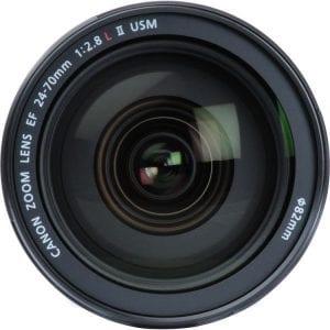 اسعار وميزات عدسة كانون 24-70 Canon في السعودية
