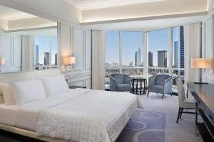 تقرير عن فندق جي دبليو دبي