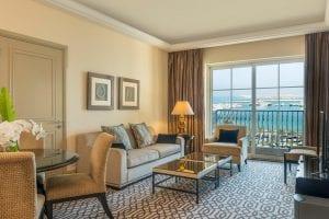 منتجع ومارينا ويستن دبي شاطئ الميناء السياحي