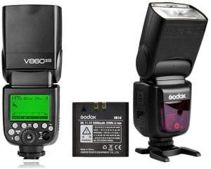 مميزات فلاش للكاميرا جودوكس godox 860II