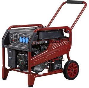 شينراي SRGE6500E انواع المولدات الكهربائية