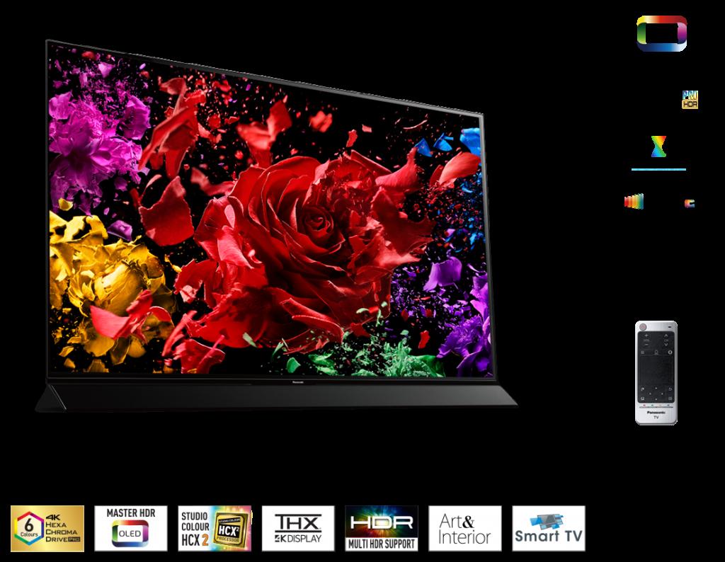 Panasonic FZ1000 باناسونيك شاشات من أفضل الشاشات في العالم؟