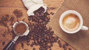 قهوة ماكينات عمل القهوة