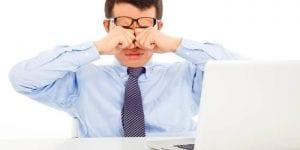 حفاظ على العيون كيف اختار جهاز كمبيوتر