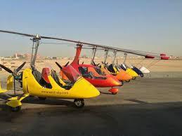 الطيران الشراعي.. هواية الشباب السعوديين