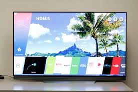 ال جي LG شاشة 49 بوصة ال اي دي الترا اتش دي سمارت ويب او اس برسيفر داخلي 4K TV49UJ630U