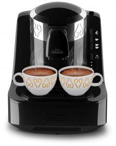 ok001b ماكينات عمل القهوة