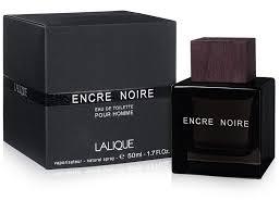 سعر عطر lalique رجاليEncre noire 100ml for men