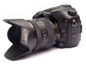 كاميرا Sony Alpha a77