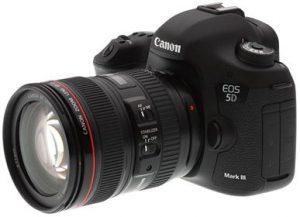 كاميرا Canon EOS 5D Mark lll