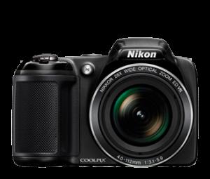 كاميرا نيكون Coolpix L340