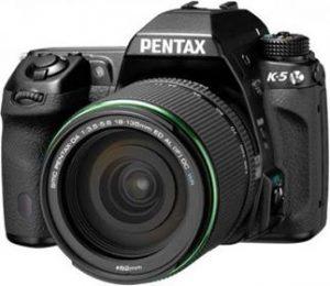 كاميرا Pentax K-5