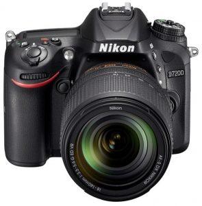 كاميرا نيكون D7200