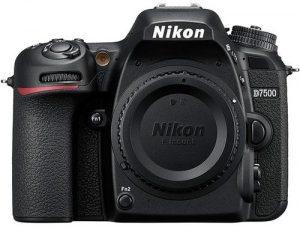 كاميرا نيكون D7500 body