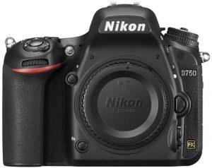 كاميرا نيكون D750 body