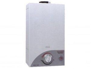 سخان مياه غاز مع خزان 10 لتر - WDG10FL من اوليمبيك