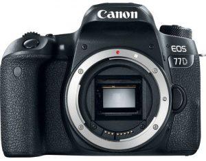 كاميرا كانون اي او اس 77D